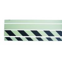 Anti-slip stripe ''Safety Walk'' Black/White