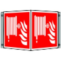 Fire hose reel sign ISO7010