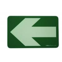 Floor marking arrows rectangle