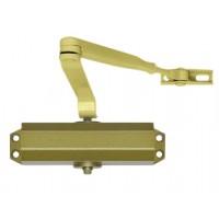 Door closers Briton 121-series, regular arm, gold