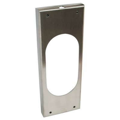 Mounting frame for on-wall cables, Door Terminal V2A