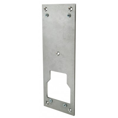 Mounting plate for quick installation of the GfS Door Terminal
