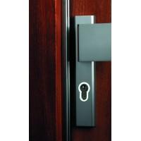 Door Lock marking fluorescent