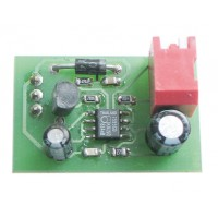 Automatic switch off integrated dip switch