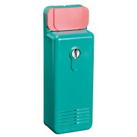 GfS Exit Cover alarm 9V battery operated with profile cilinder